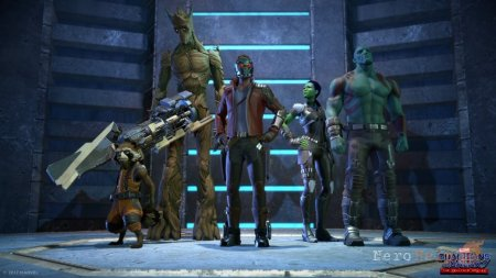 Marvel's Guardians of the Galaxy: The Telltale Series - представлены первы ...