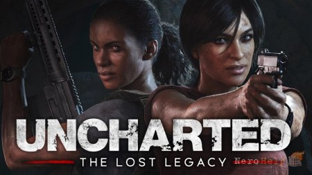 Uncharted: The Lost Legacy - стала известна дата выхода игры; представлен н ...