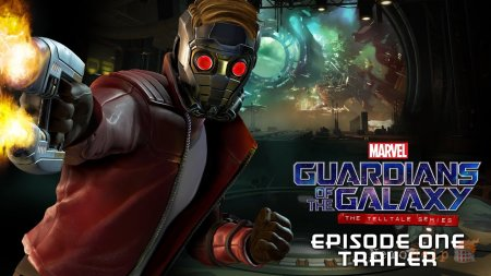 Marvel's Guardians of the Galaxy: The Telltale Series - представлен дебютны ...
