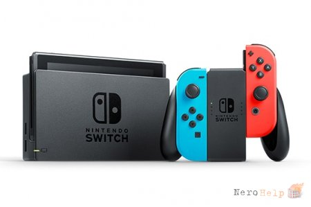 Nintendo Switch взломана?
