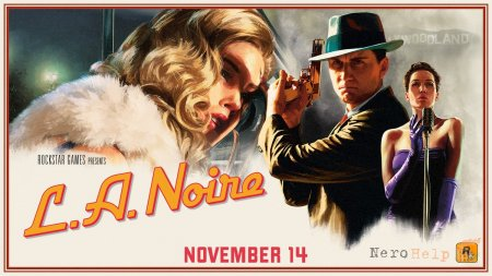 L.A. Noire - состоялся анонс обновленной версии для Switch/PS4/Xbox One и V ...