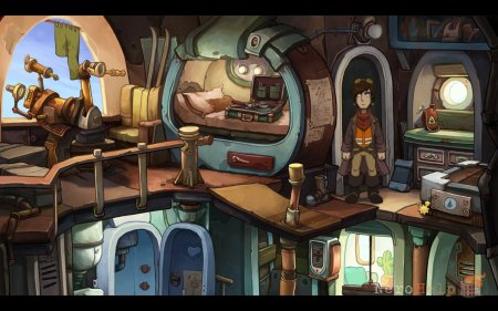 Обзор Deponia | Make Love, Not Мусор