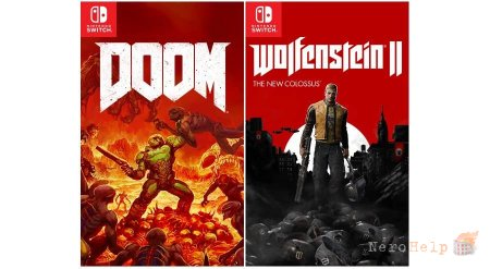 Nintendo Direct: Wolfenstein 2: The New Colossus и DOOM заглянут на Switch; ...