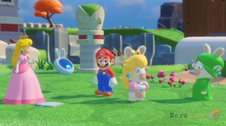 Обзор Mario + Rabbids: Kingdom Battle