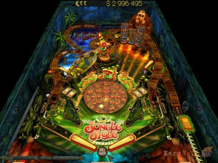 Обзор Jungle Style Pinball