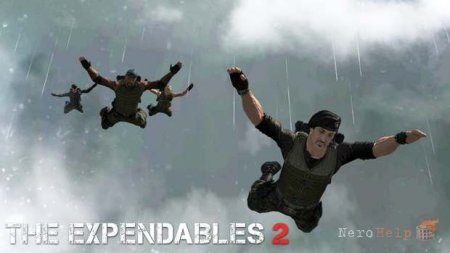 Обзор The Expendables 2: Videogame