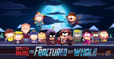 South Park: The Fractured But Whole | Обзор №2
