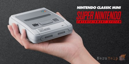 Обзор Nintendo Classic Mini: Super Nintendo Entertainment System