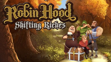 Robin Hood Shifting Riches - справедливость в зеленом трико