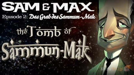 Обзор Sam & Max: The Devil's Playhouse - Episode 2: Tomb of Sammun-Mak
