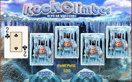 Rock Climber Simple JP - все выше, и выше, и выше