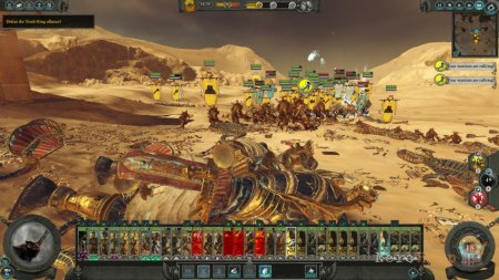 Обзор Total War: Warhammer 2 — Rise of The Tomb Kings