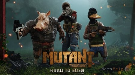 Превью Mutant Year Zero: Road to Eden