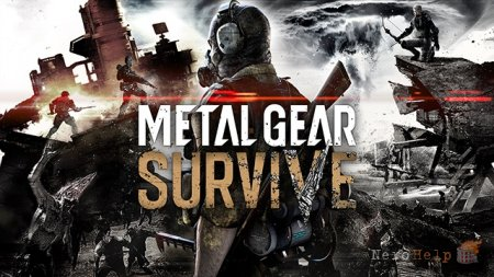 Обзор Metal Gear Survive
