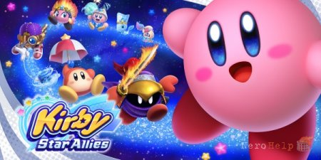 Обзор Kirby Star Allies