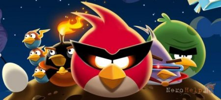 Мини-обзор Angry Birds Space