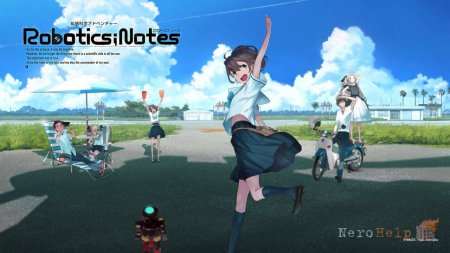 Рецензия на аниме «Записки о робототехнике» / Robotics;Notes