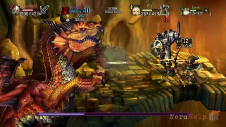 Обзор Dragon's Crown Pro