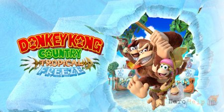 Обзор Switch-версии Donkey Kong Country: Tropical Freeze