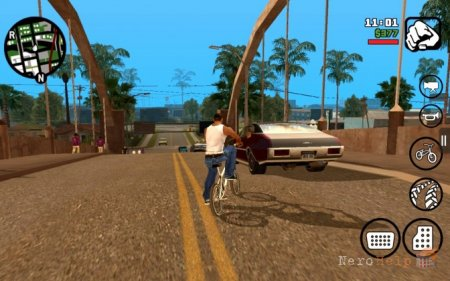 Grand Theft Auto: San Andreas для Android