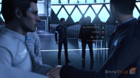 Обзор Detroit: Become Human