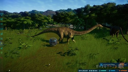 Обзор Jurassic World Evolution