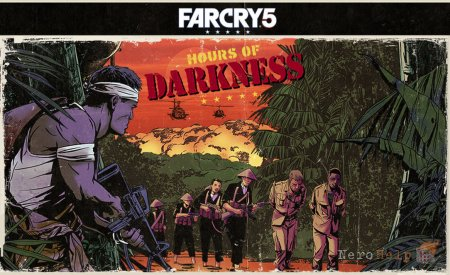 Обзор Far Cry 5: Hours of Darkness