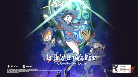 Обзор Little Witch Academia: Chamber of Time