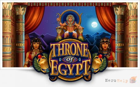 Throne of Egypt - древнеегипетская романтика | Джойказино
