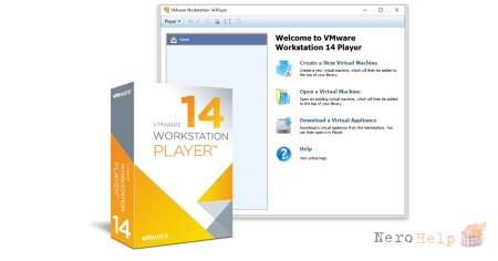 Обзор VMware 14 Player