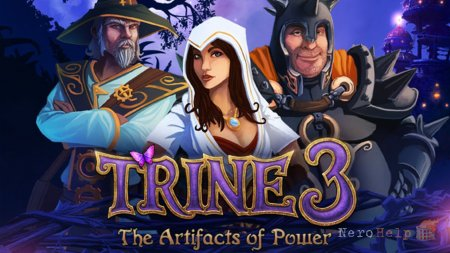 Обзор Trine 3: The Artifacts of Power