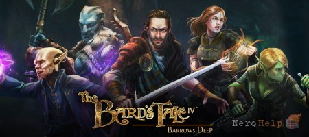 Обзор The Bard's Tale IV: Barrows Deep