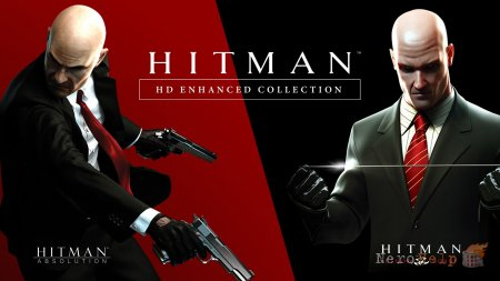 Анонсирован сборник Hitman HD Enhanced Collection, включающий в себя переиздания Absolution и Blood Money