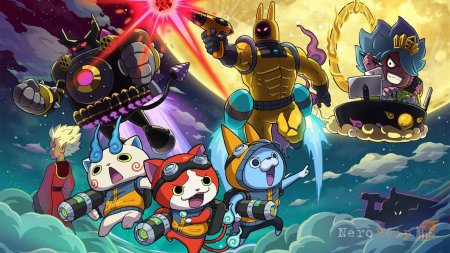 Обзор Yo-kai Watch Blasters