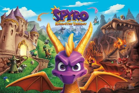 Обзор Spyro Reignited Trilogy