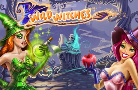 Wild Witches - фокус-покус! | Вулкан
