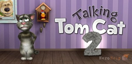 Мини-обзор Talking Tom Cat 2