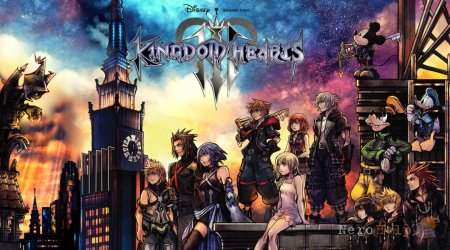 Обзор Kingdom Hearts III