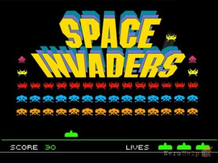 Space Invaders - культовая ретро-аркада будет экранизир ...