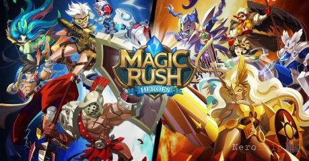 Обзор Magic Rush: Heroes