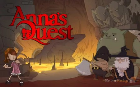 Обзор Anna's Quest