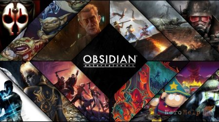 История Obsidian Entertainment